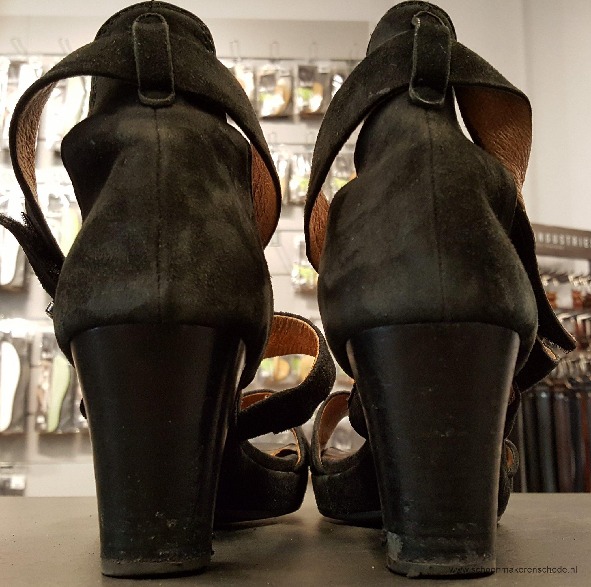 Schoenmaker Nieuwe Uw Schoenen Onder Hakken Enschede UvrAvWan