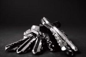 Verschillende sleutels laten bijmaken