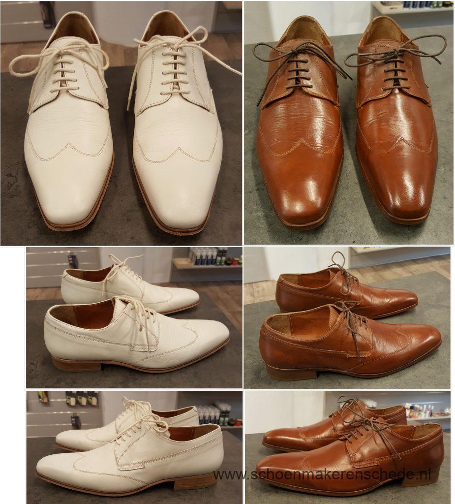 schoenen verven schoenmaker enschede