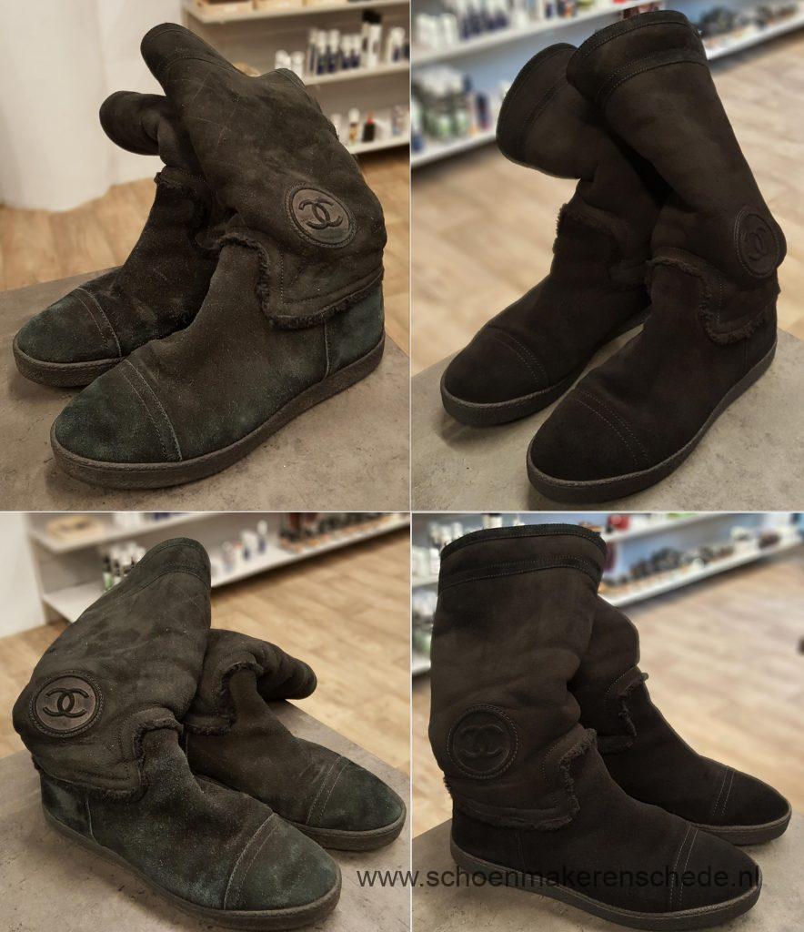 Schoenmaker Enschede - Schoenen laten verven