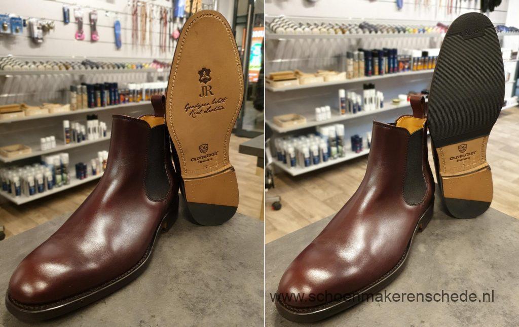 Schoenmaker Enschede - Beschermzolen, anti-slip zolen