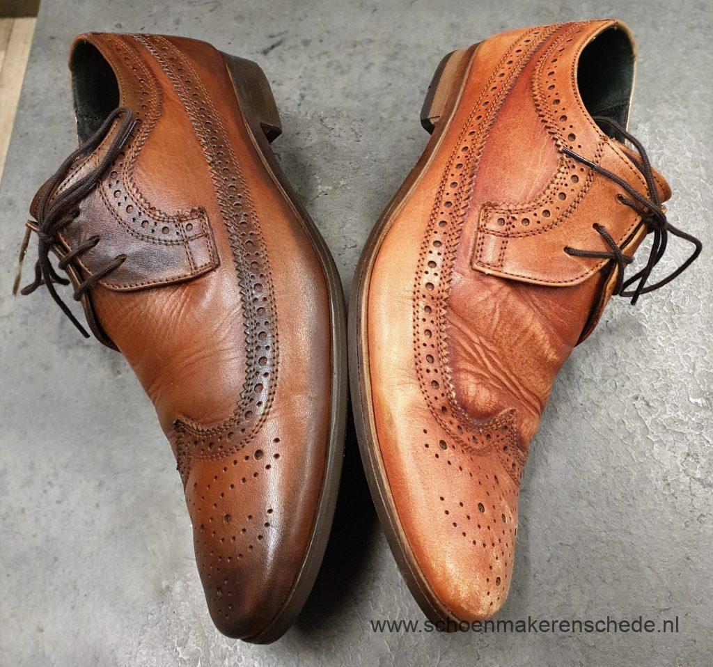 Schoenmaker Enshede - Schoenen laten verven