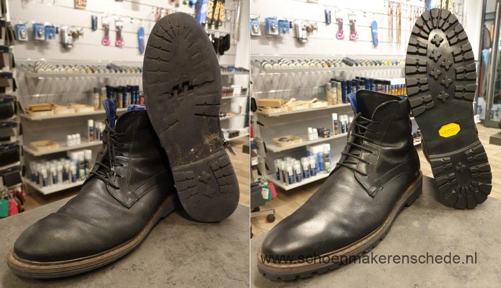 Schoenmaker Enschede - Floris van Bommel verzolen
