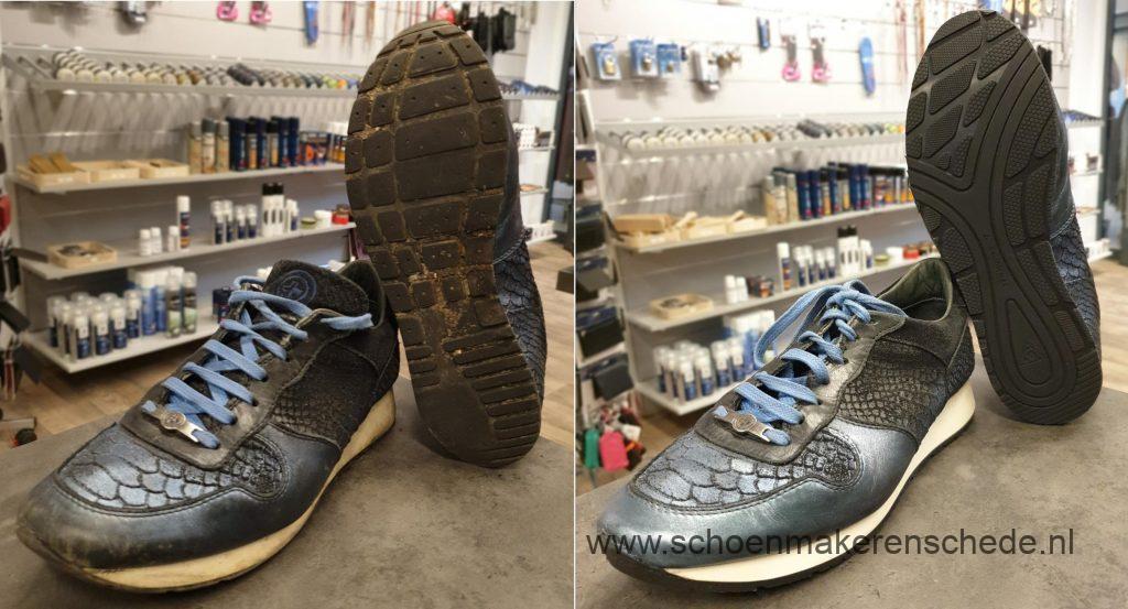 Schoenmaker Enschede - Sneakers verzolen